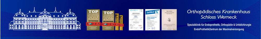 Schloss 3  Zertifikate  Banner Homepage 2017