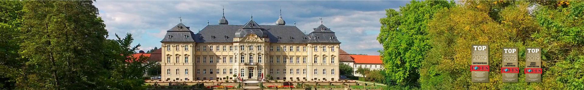 Banner Schloss  neu  1920 zu 300