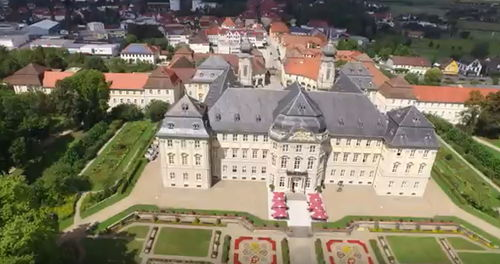 Schloss werneck  Video