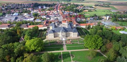 Schloss perspektive  2