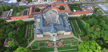 Schloss perspektive  3