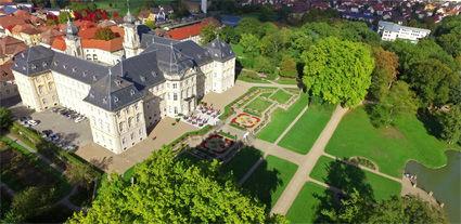 Schloss perspektive  1
